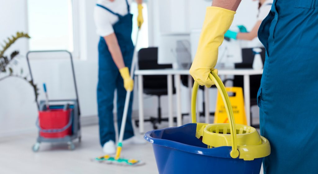 commercial cleaning services in Chicago IL